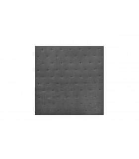TÊTE DE LIT LBDM-Réf: Turquoise - Hauteur 120 cm - Capitonnée- Gain de profondeur - Ep: 5 cm