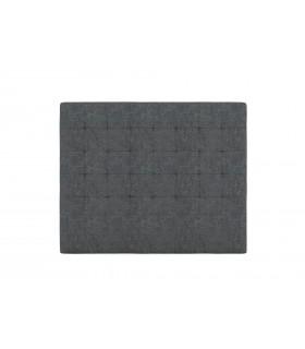 TÊTE DE LIT - NIGHT - Matelassée - Hauteur 135 cm - Grand choix de tissus déco.
