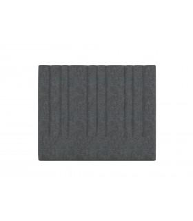 TÊTE DE LIT - QUIET - Passepoils - Hauteur 135 cm - Grand choix de tissus déco.