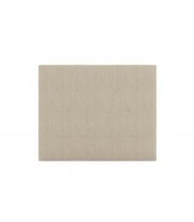 TÊTE DE LIT - AWAKEN - Passepoils - Hauteur 135 cm - Grand choix de tissus déco.