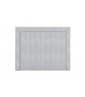 TÊTE DE LIT - CUDDLE - Cadre/Passepoils - Hauteur 135 cm - Grand choix de tissus déco.