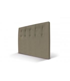 Tête de lit LBDM - BOT - H: 120 cm - Épaisseur 6 cm - Contemporaine
